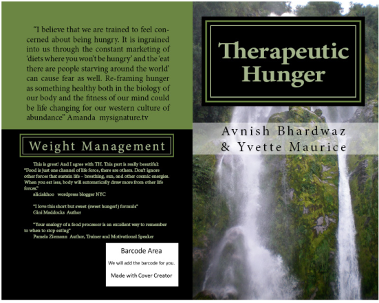 Book: Theraputic Hunger